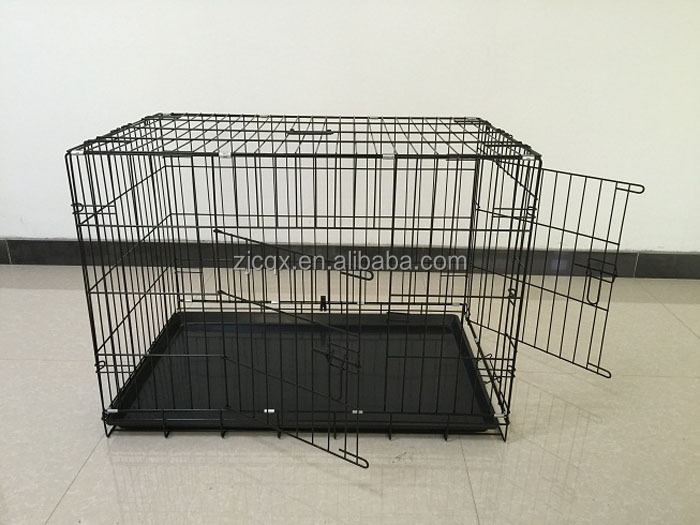 2016 new trend Manufacturer wholesale welded wire mesh large dog cage/dog run kennels/dog run fence panels