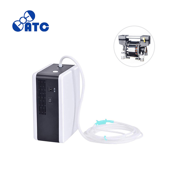 Popular and the newest portable quiet air compression nebulizer machine
