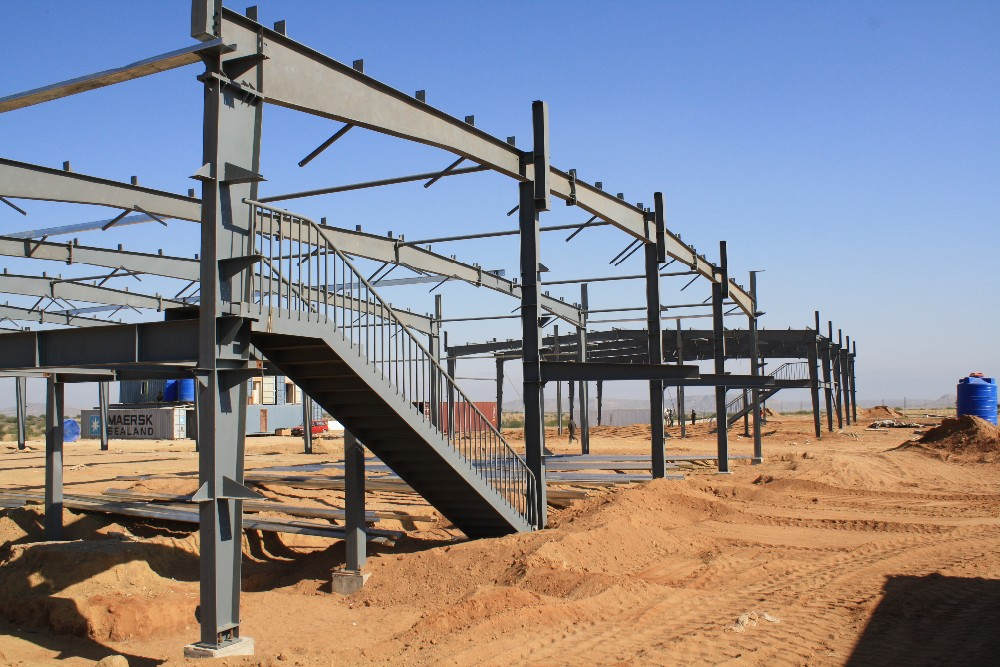 Large Span Steel Structure Prefab Warehouse in Best Price