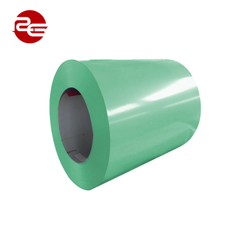 Promotional PPGI/Prepainted steel coil for corrugated/ sandwich panel/roofing metal With Stable Function