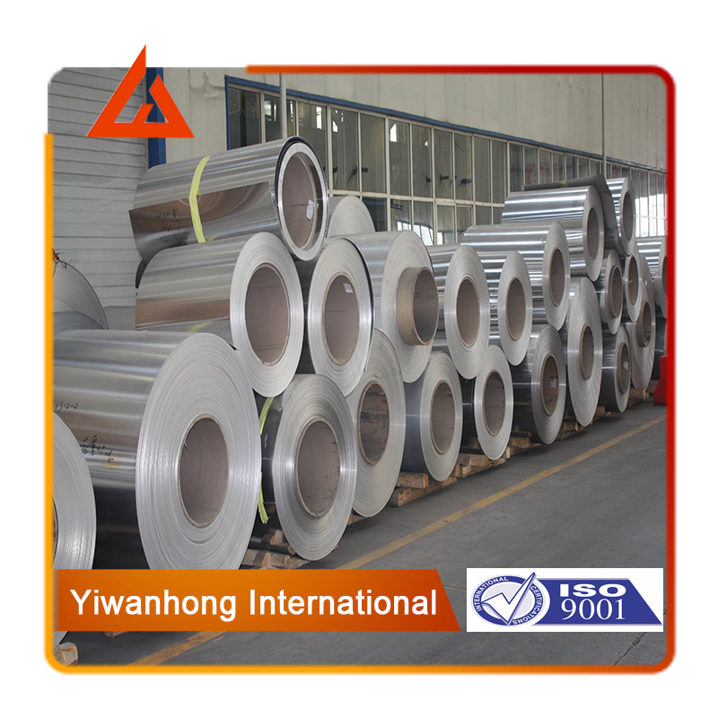 Trade Assurance aluminum coil 6063 used in building