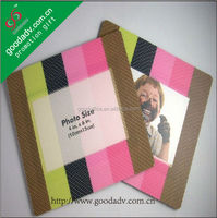 Custom office fashion promotion photo insert mouse pad