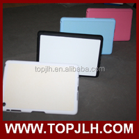 sublimation flip leather wallet stand cover case for ipad mini