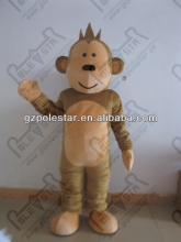 EVA head cartoon monkey mascot costumes