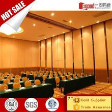 type100 room divider banquet hall partition wall sliding door