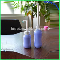 Travel bidet,different types of capacity bottle
