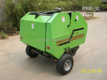 2015 new design PTO rice straw baling machine with CE certificate