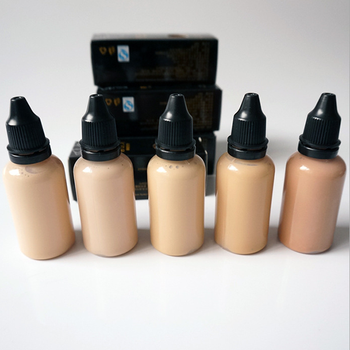 High quality private label or Bulk Customized Airbrush Foundation