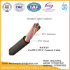 450/750V 1.5mm2 flexible copper PVC insulated control cable