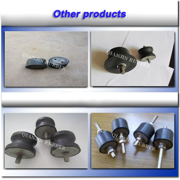 rubber mounting parts