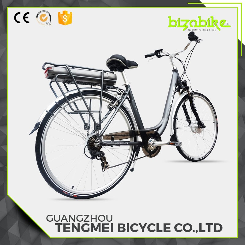 Cheap 250watt motor exercise cycle made in China
