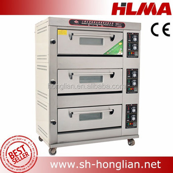 bakery equipment bakery gas stove with oven