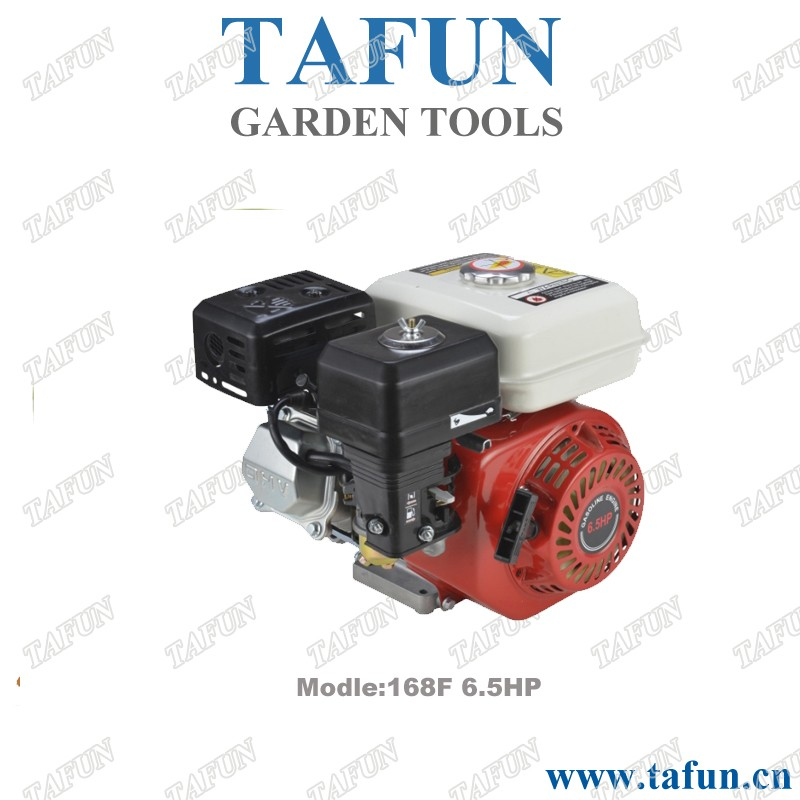 CE approved multi purpose 168f 1 gasoline engine