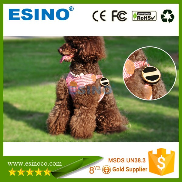 Small Waterproof GPS Tracker Dog Collar Tracker Pet Long Battery Life GPS Tracker