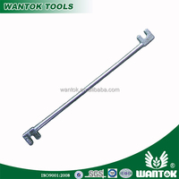 W-08 Forged Galvanized Wrecking bar/Bar Bending Key