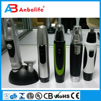 waterproof nose and ear hair trimmer