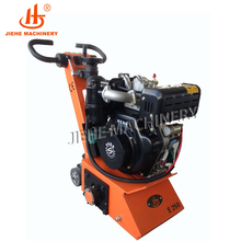 Hand push diesel engine scarifier for sale