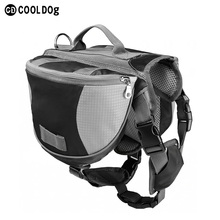 Oxford dog carrier mesh travel animal harness backpack