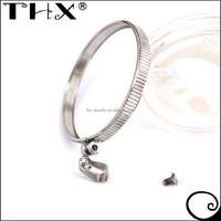 Custom Sizes Necklace Pendant Design Stainless Steel Coin Bezel Pendant