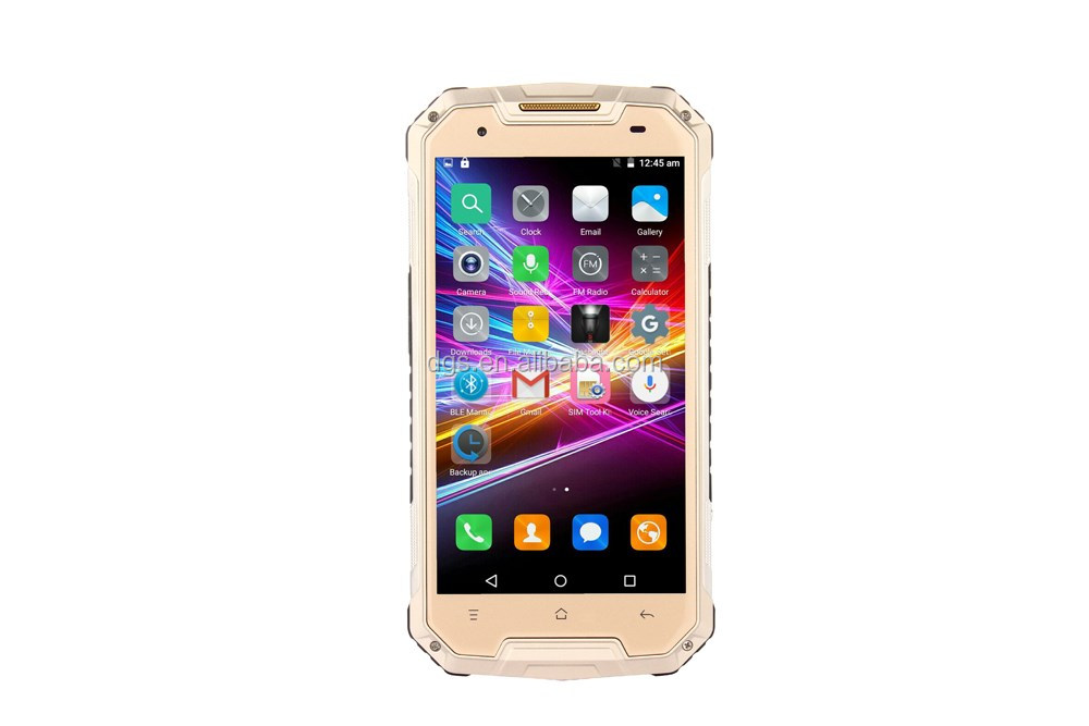 Dual SIM card Quad-Core MT6580 cell phone Smart Android Phone 5 inch Size Made in China