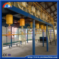 2015 best choose of 5/8/10/12 Ton plastic refining pyrolysis device with CE and ISO