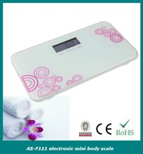 Hot Sale Mini Digital Portable Body Weight Scale 180KG