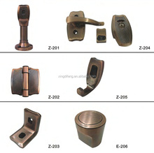 Zinc alloy Toilet Partition Hardware for Bathroom/Toilet(XDF-019)