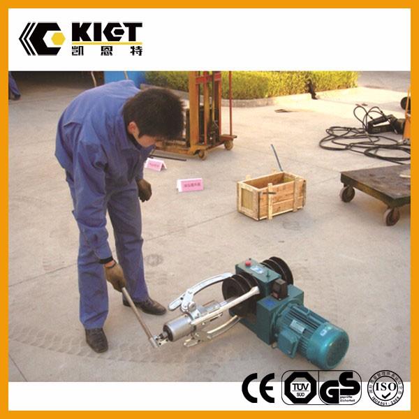Hydraulic Bearing Puller Mini Project : Kiet brand bhp series grip hydraulic puller sets master
