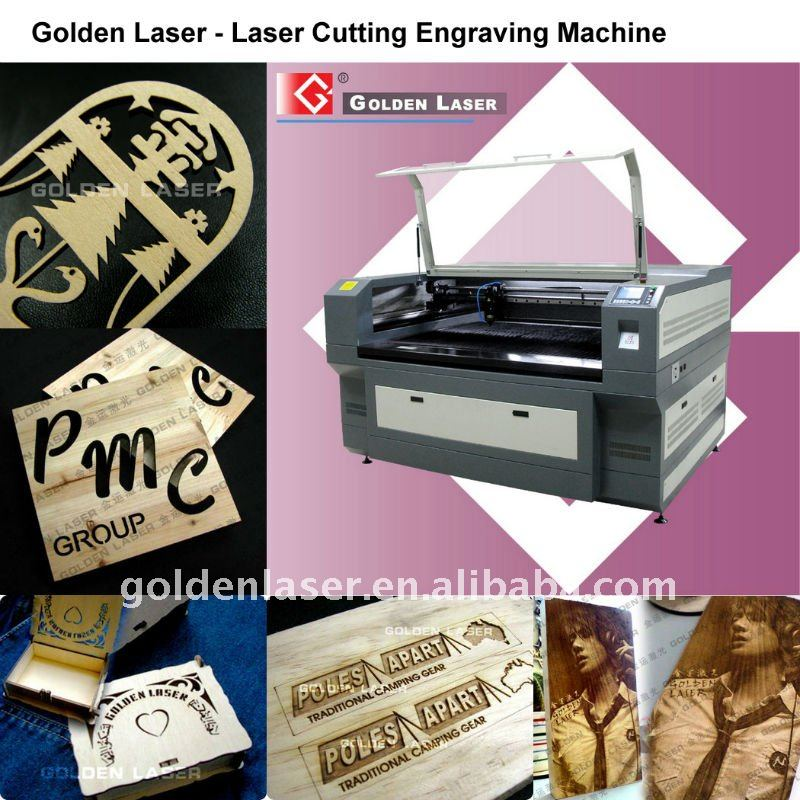 Laser Wood Cutter and Engraver