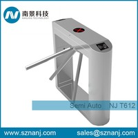 RFID card reader Semi-automatic tripod turnstile manual turnstile NJ T612