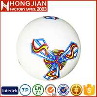 HS025 2016 new rubber soccer ball display stand