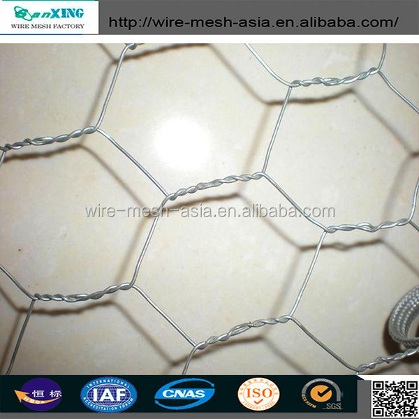 Double Twisted Hexagonal Chicken Wire Mesh (directly factory) low price &best quality Diverse Specification