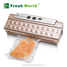 Hand held heat press 2016 product work home packing product vacuum machine vacuum sealer for moist and dry food