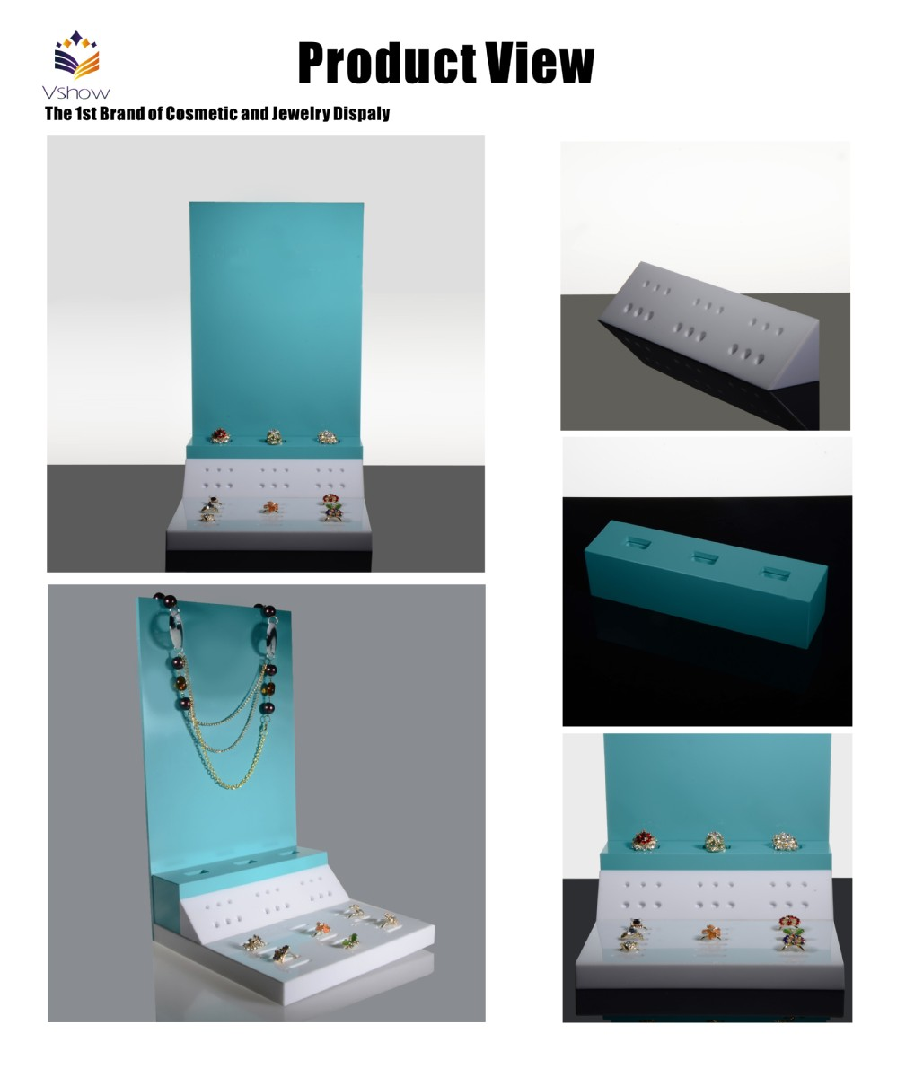 wholesale jewelry display neck stands plexiglass acrylic jewelry display