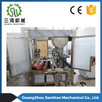 Cosmetic Packing Machine Cream Sachet Filling and Sealing Machine