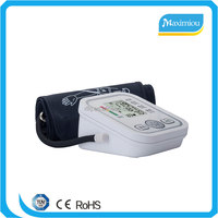 Digital arm type free sample approved blood pressure monitor