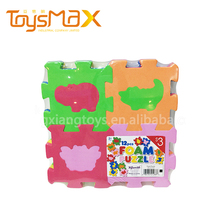 Eco-friendly Hot Sell Animal Pattern Puzzle Foam Product