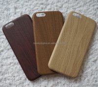 wood color soft TPU protective case for mobile phone5/5S/SE