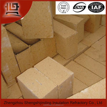 China CE certification refractory alimium silicate bricks