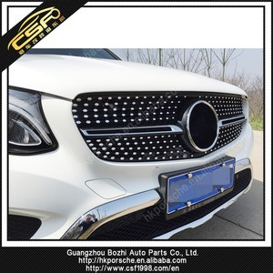Grill for GLC grill with carbon fiber