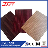 Promotion Lightweight Fireproof Thermal Insulaiton 3d Thin Wood Wall Panel