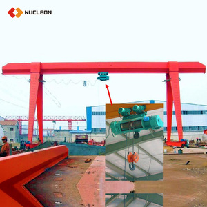 Nucleon High Quality Mobile 25t Gantry Crane Suppliers