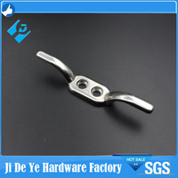 China wholesale ship hardware wire rope cleat