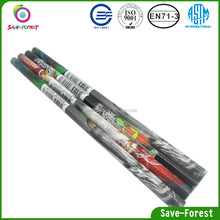 Promotional office supplies non-toxic smart paper pencil