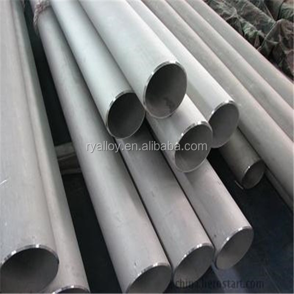 alloy Inconel 617 annealing alloy steel tubes/pipes
