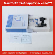 pocket fetal heart detector dopper jpd-100b