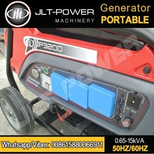 JLT Power 5kVA Gasoline Generator AVR Price pls contact skype edigenset or whatsapp 008615880066911