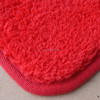 decor washable shaggy red carpet and rug tile price