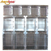 Shernbao KA-509 Professional Foldable Pet Cage Modular Wire Dog Cage With Plastic Tray