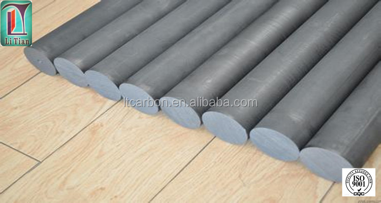 china supplier high pure best quality graphite rod
